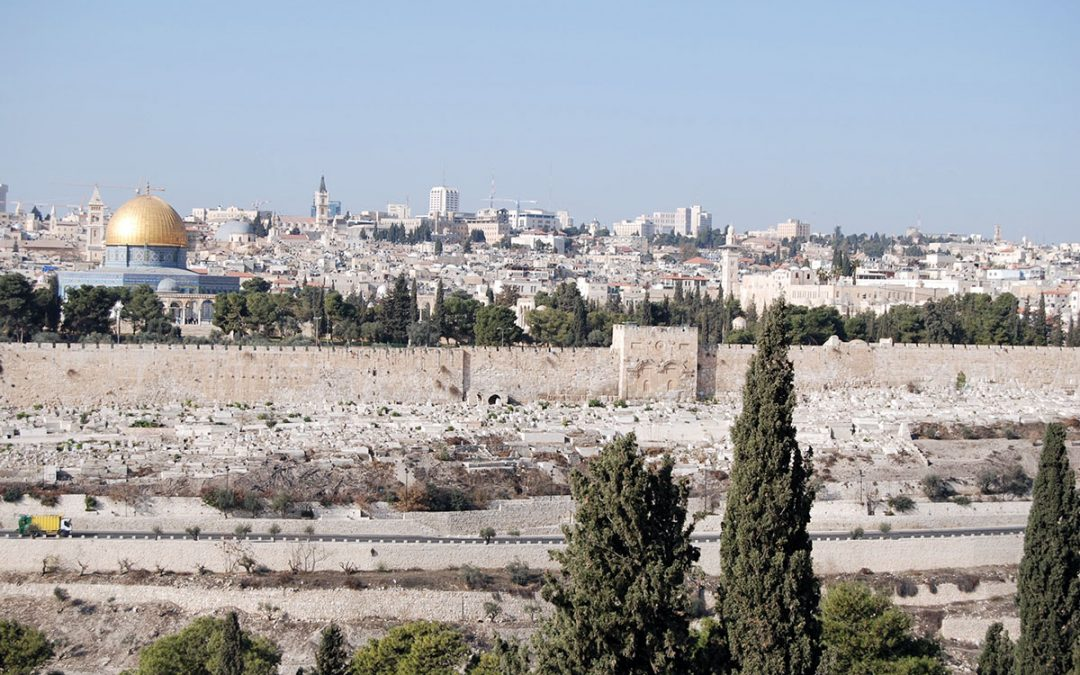 Rabbi John's Trip to Israel
